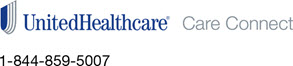 UnitedHealthcare Care Connect 1-844-859-5007